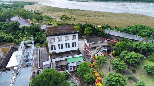 木瓜溪流域初英電廠