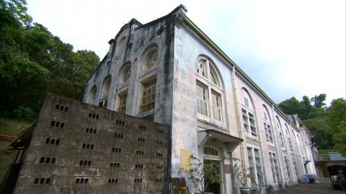 巴洛克式的廠房建築在2003年被列為國定三級古蹟
