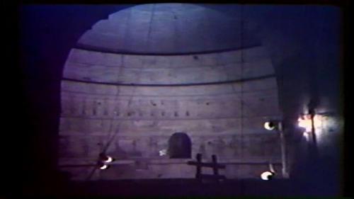 曾文電廠於民國56年10月開始動工興建, 62年7月12日完工正式啟用,由基礎到頂部高達32公尺,直徑間距26公尺,可安裝5萬千瓦的水力發電機一座。