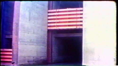 榮工處承建曾文水庫之導水隧道封閉準備關閘