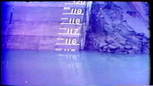 曾文水庫於民國62年4月28日,導水隧道封閉關閘開始蓄水。