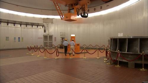 曾文電廠於民國56年10月開始動工興建,曾文發電廠整體於民國62年7月12日完工正式啟用,耗時6年。