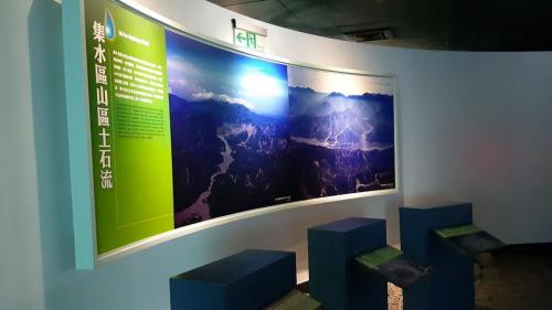 濁水溪集攔河堰管理中心展館