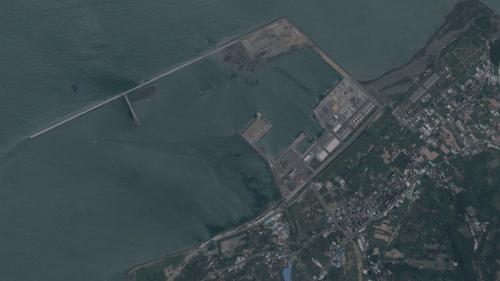台北港第二期工程第二個五年計畫項目圖