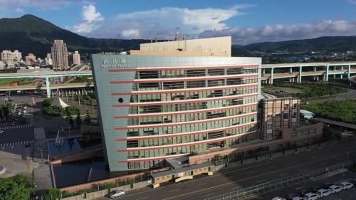 台北港港區行政大樓