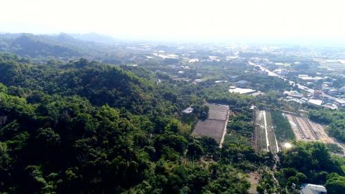 斗六大圳灌溉流域俯瞰