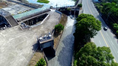 斗六大圳擴建工程完成後,地表水將有0.9億立方公尺,受益灌溉面積約6,000公頃,可提供斗南、大埤、大林等地區大部分農田灌溉用水。