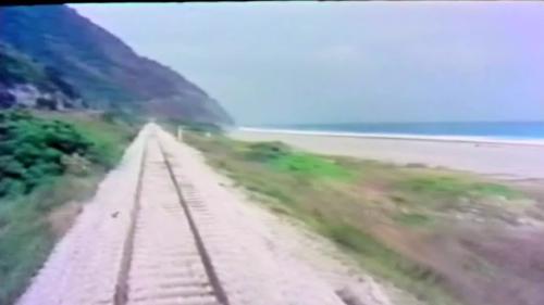 榮工處承建十大建設之北迴鐵路舊照