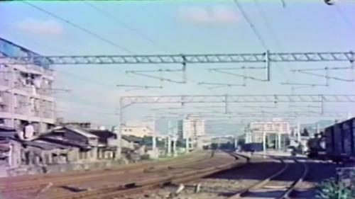十大建設之鐵路電氣化舊照
