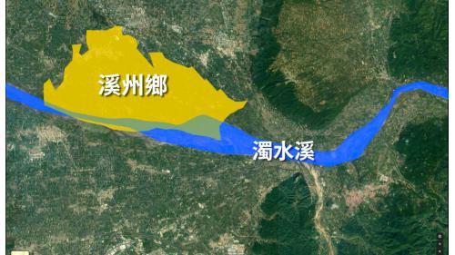 莿仔埤圳引自濁水溪,位於彰化縣南端的溪州鄉。相傳在乾隆年間由鹿港人陳四芳所建。
