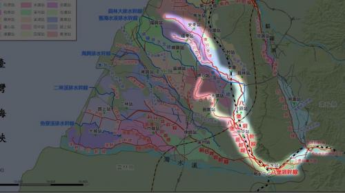 八堡一圳灌溉有11,925 公頃,八堡二圳為7566公頃,合計19,491公頃。幾乎遍及於舊濁水溪河道以北的彰化縣域,共有5條幹流、12條支渠、13條分線,以及小給水路116條,總長度637 公里