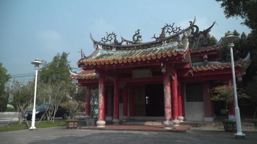 位在臺灣彰化縣二水鄉源泉村,主要祭拜一名林姓人士,傳說他幫助施世榜成功建立八堡圳。