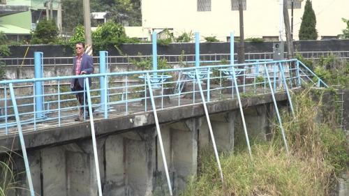 八堡圳取入口排制水門(現已停用)