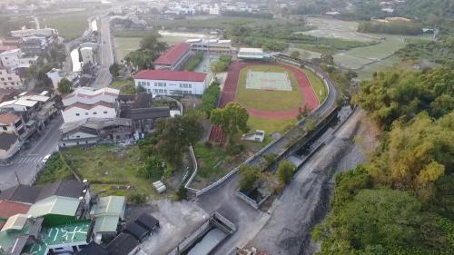 位於臺灣的彰化縣,是臺灣最古老的埤圳之一。