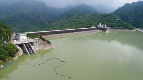 曾文水系擴建及景觀