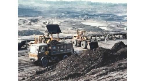 榮工處中非共和國道路工程