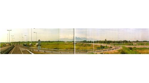 榮工處承接的印尼泗水高速公路