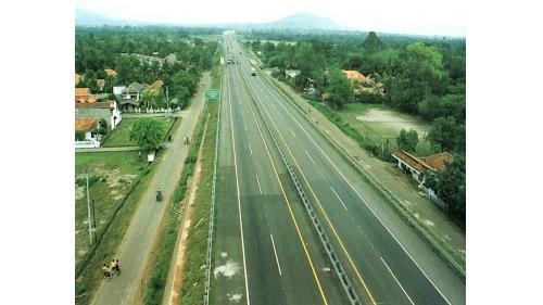 榮工處承接的印尼雅加達收費道路工程
