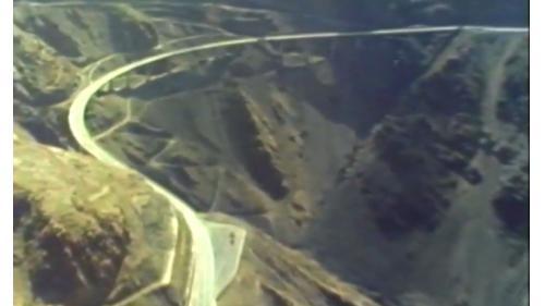 榮工處承接的海外公路工程-沙烏地夏爾公路