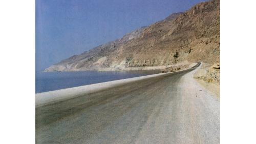 榮工處承接的約旦史威瑪公路