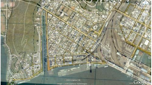 自 1908年台灣縱貫鐵路完成後,日人更積極整建高雄港成為現代化港口,為日本帝國勢力向東南亞擴張作準備;使高雄在不到五十年的時間,一躍成為全台灣第二大都市。