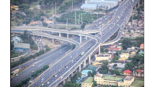 榮工處承接的海外公路工程-菲律賓馬尼拉高架道路