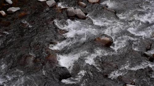 主流上游為南湖溪,其源流中央尖溪發源於南湖大山東峰(標高3,632公尺),流域主要分布於台中市,並包括南投縣、宜蘭縣之一小部分。