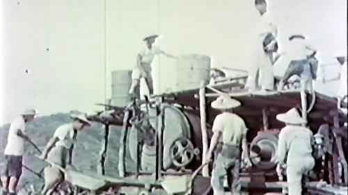 第二集  榮工之父嚴孝章先生、石門渠道、堤防、港灣工程與橋樑工程