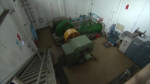 原有兩部機組,每部機四百五十千瓦,於民國八十三年(1994年)將兩部舊的發電汰換為一部發電機組,發電機組容量為945千瓦。