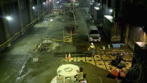 2001年桃芝風災,復建工程於2002年12月動工,直至2008年10月修復完成。
