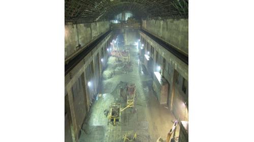 地下廠房排水清淤