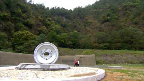 台電設立重建青山紀念公園,永懷殉難員工的犧牲貢獻。
