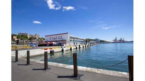 基隆港西岸旅客碼頭