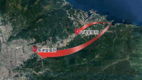 深澳電廠鄰近台北、基隆兩大區域,輸電損失少