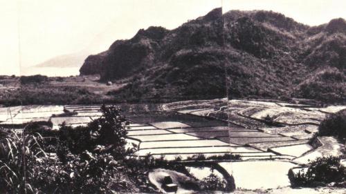 日治時期原址多為山丘及水田