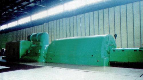 深澳電廠發電機組舊照