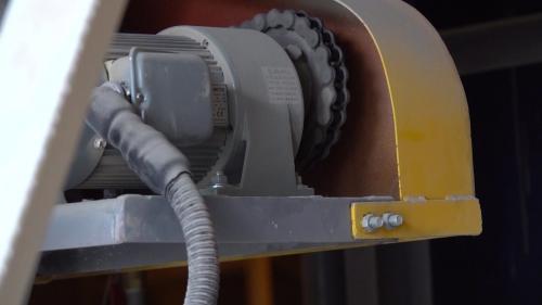 深澳電廠飛灰塔部份組件