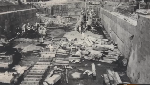 1945-1955十年間政府民間全力投入二戰後高雄港的復原修建工作