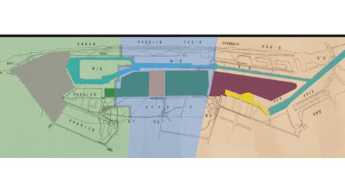 十二年擴建計畫是從1958年9月開始,到1970年(民國59年)9月如期完工,其工程重點為重新規劃高雄港區,及浚深航道、填築土地、建造碼頭與淺水岸壁,並解決原來存在於港區的土地問題。共疏浚航道航道10公里、興建前鎮漁港、大林埔附近填築新生地,填築新生地534公頃,為高雄港帶來大量工業用地,新商港的開發、臨海工業區的闢建及加工出口區之創設