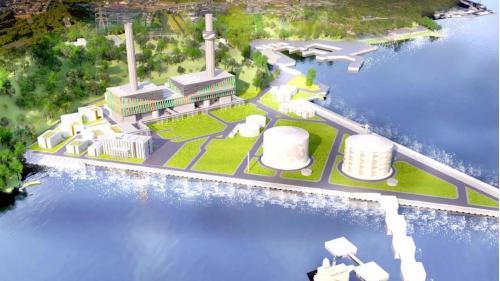 於協一及協二機舊廠房拆除後,因應台灣北部地區用電需求,爰推動「協和電廠更新改建計畫」,預計興建兩部裝置容量各為100-130萬瓩之燃氣複循環機組。