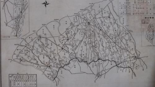 桃園水利組合平面圖