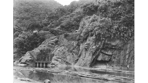 桃園大圳舊取水口