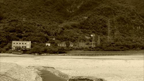 立霧溪流域-立霧電廠