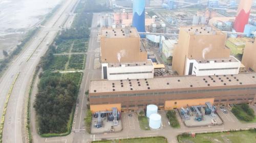 7號於1996年10月,8號機於1997年6月順利併聯商轉,均為台中電廠第二期工程、裝置容量均為55萬瓩,燃料為煤炭。