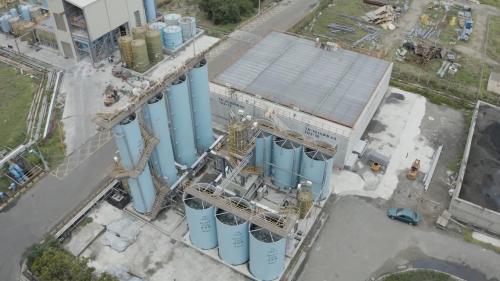 台中電廠新廢水處理廠