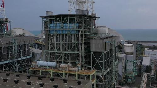 於1982年9月商轉,裝置容量50萬瓩,屬燃煤機組。