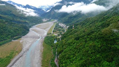 木瓜溪流域(1)-清水、清流電廠