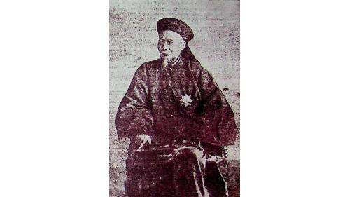 作為直隸總督兼北洋大臣,對唐胥鐵路及開平礦務局,均有程度不等的參與。