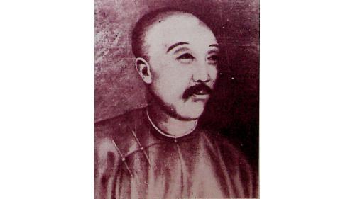 是位出身安徽合肥的淮軍將領和臺灣巡撫。1887年劉銘傳開始推展西部鐵路建設,興建基隆經台北到新竹鐵路。