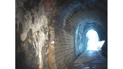 獅球嶺隧道隧道口